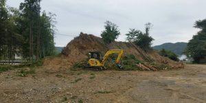 採石プラント増設工事現場写真1