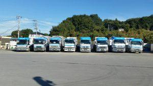 石川商事陸運 一般貨物輸送車両