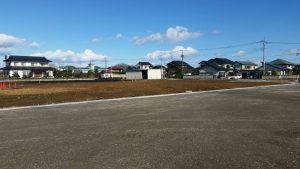 コメリ&グリーン 工事風景